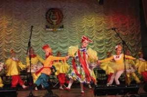 Выступление на Отчетном концерте школы